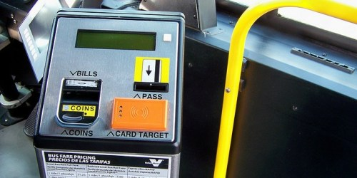 Fare Box