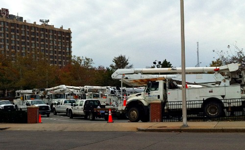 Utility Trucks