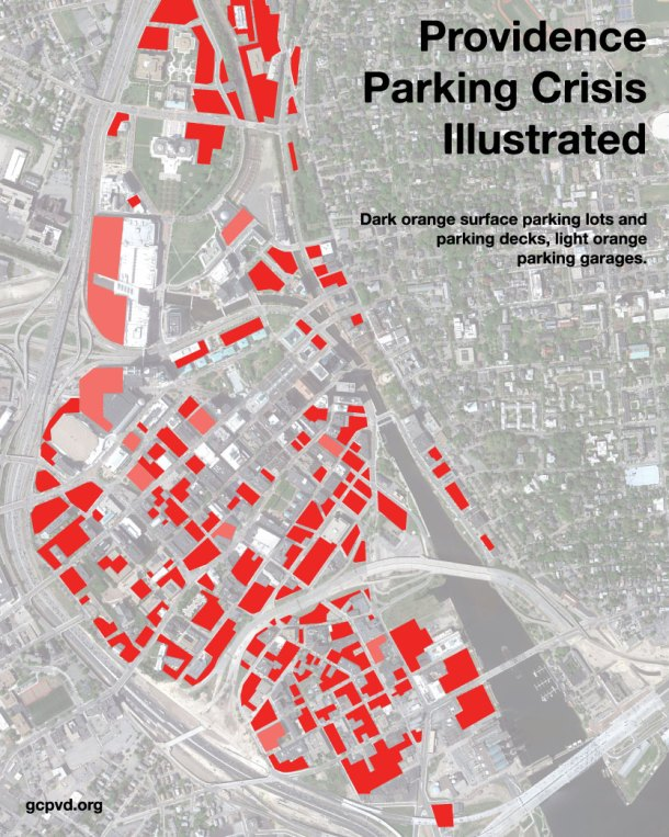 Providence Parking Crisis Illustrated