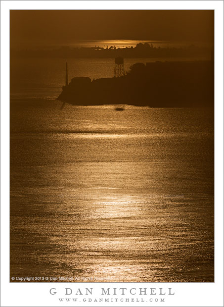 Alcatraz, Sunrise