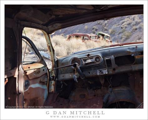 Desert Automobile Graveyard
