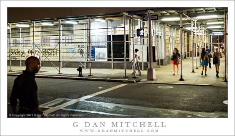 Friday Night, Manhattan