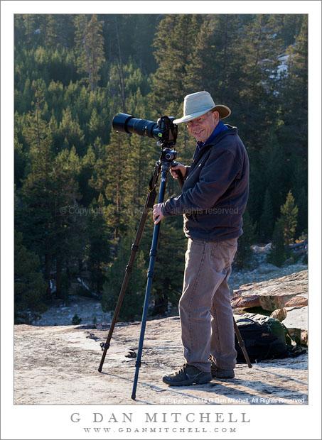 Photographer Charles Cramer