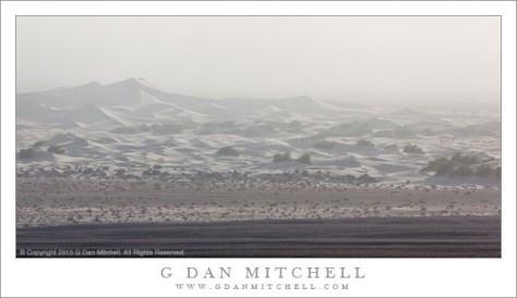 Dust Storm, Dunes