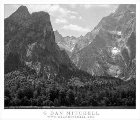 Bavarian Alps, Berchtesgaden National Park