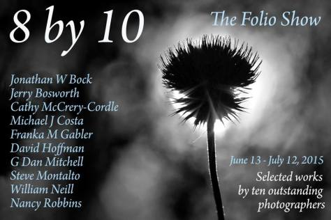 """8 by 10"" — The Folio Show"