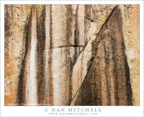 Seepage Stains, Granite