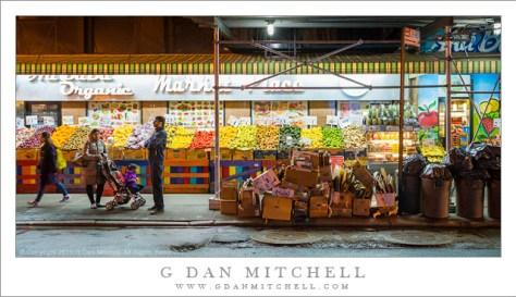 Market, Mott Street