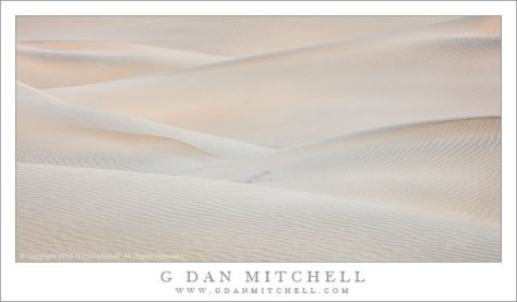 Dunes, Before the Sun