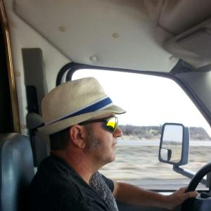 On the road with Captain John