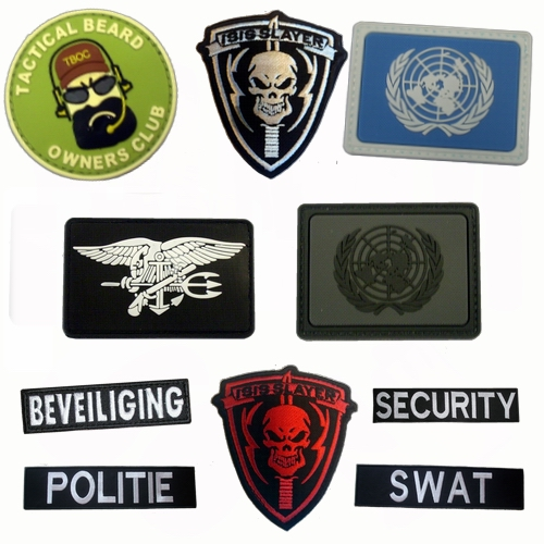 Velcro patches
