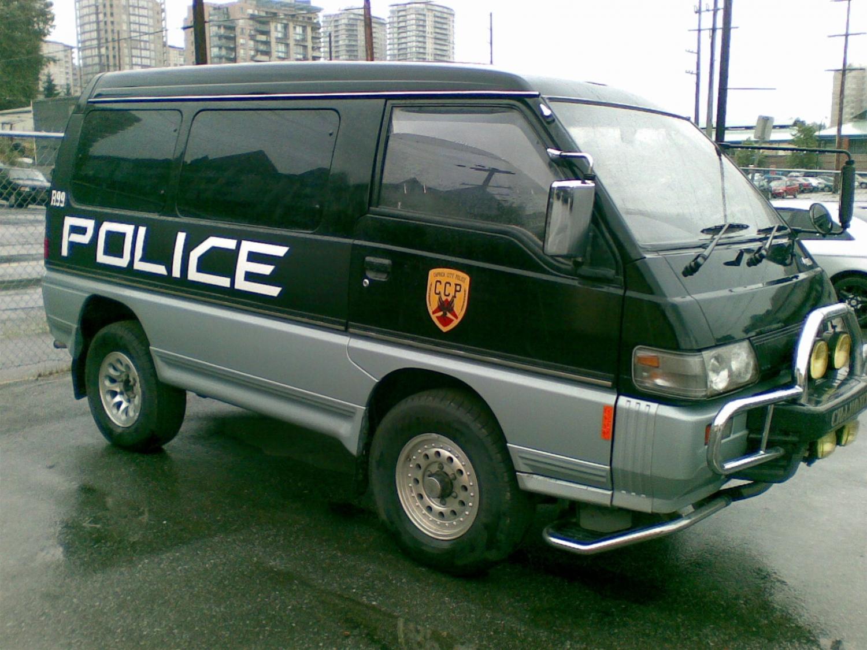 INSPIRATION #3: Caprica Police | Image: Falco Columbarius