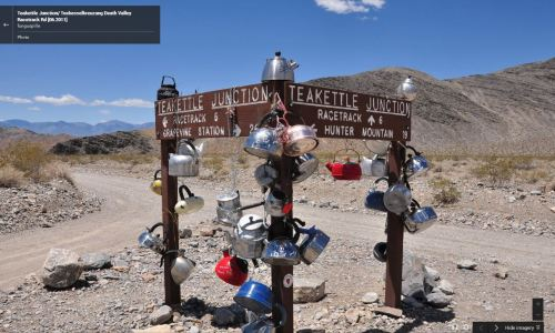 Teakettle Junction | image via Google Maps