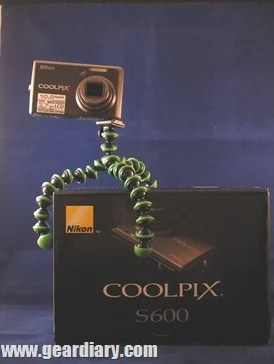 nikon coolpix with tripod