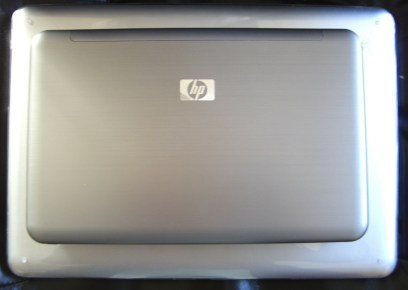 "HP 2140 and 13"" MacBook (in Speck shell)"