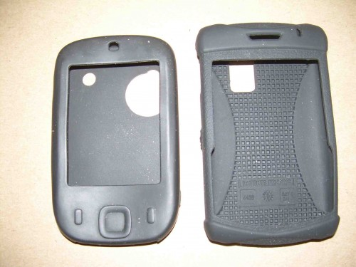 OtterBox Impact Case vs. Inexpensive Silicone Case