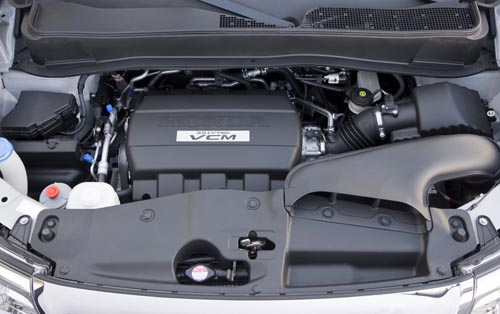 2010 Honda Pilot Engine