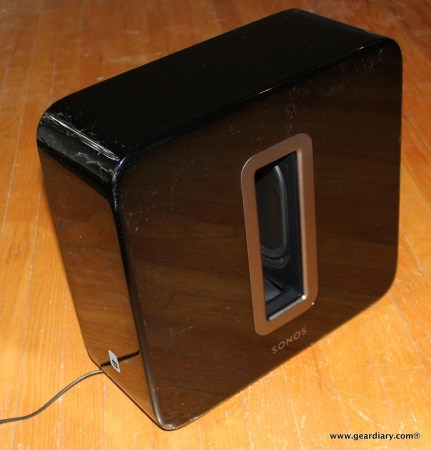 Gear Diary Sonos SUB 007