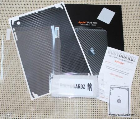 Gear Diary Bodyguardz Armor iPad mini 001