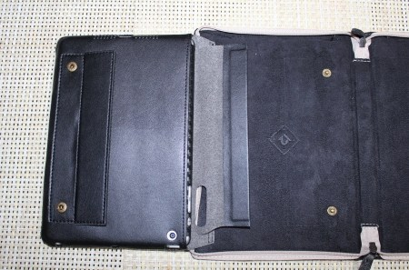Gear Diary BookBook iPad mini Twelve South 04 1