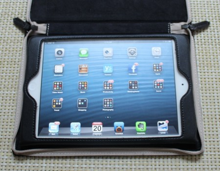 Gear Diary BookBook iPad mini Twelve South 54 1