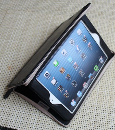 Gear Diary BookBook iPad mini Twelve South 57