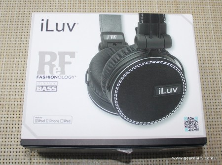 Gear Diary iLuv RF Headphones 061