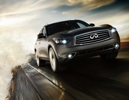 Images courtesy Infiniti