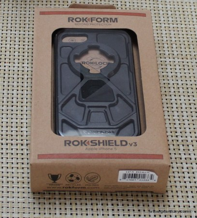 Gear Diary Rokform Rokshield V3 Case for iPhone 5 08