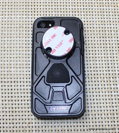 Gear Diary Rokform Rokshield V3 Case for iPhone 5 43