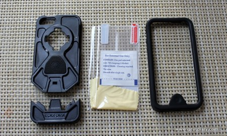 Gear Diary Rokform Rokshield V3 Case for iPhone 5 50