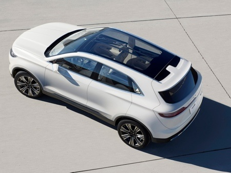 Lincoln MKC Concept images courtesy Lincoln