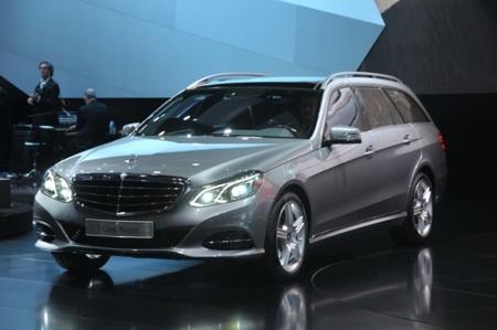Mercedes-Benz E-Wagon