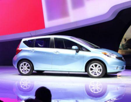 2014 Nissan Versa Hatchback