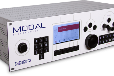 Modal Electronics presents the 002R
