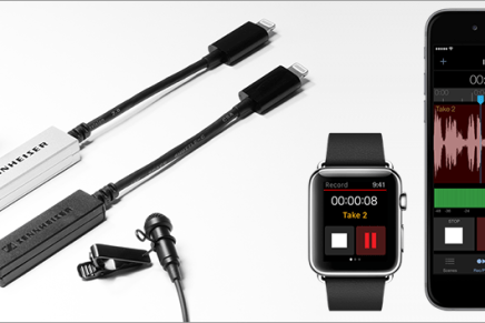 Apogee Announces MetaRecorder for iPhone and Apple Watch