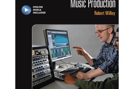 Hal Leonard Books releases Getting Started with Music Production