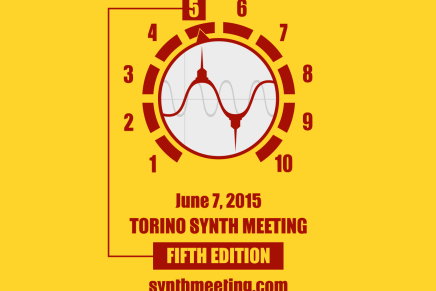 Torino synth meeting June 7th 2015 Italy