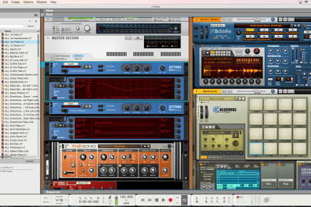Propellerhead Reason 8.3 Public Beta