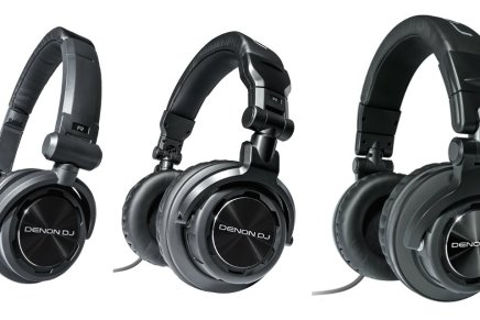 DenonDJ updates headphone series