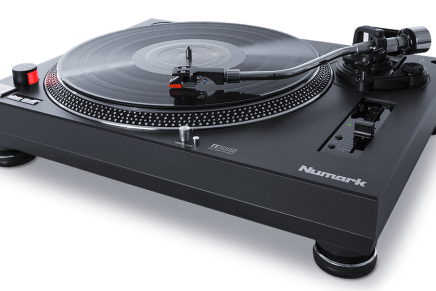 Numark announces the TT250USB DJ turntable