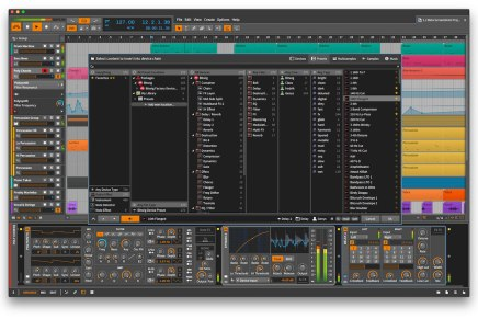 Bitwig Studio 1.2 available now