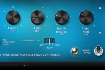 G-Sonique releases DTC-1 ultra transparent compressor plug-in