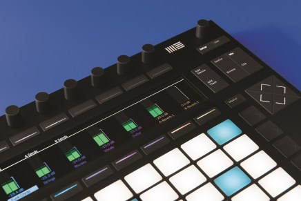 Ableton Live 9.5 and Push 2 announced