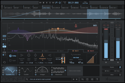 Izotope Ozone 7 Advanced – Gearjunkies review
