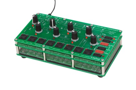 Sale of Audiowerkstatt mini-midi-step-seq begins