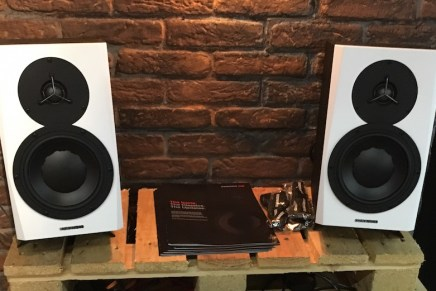 Dynaudio releases 'Lyd' monitors.