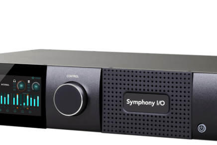 Apogee Symphony I/O Mk II HD – Now Shipping