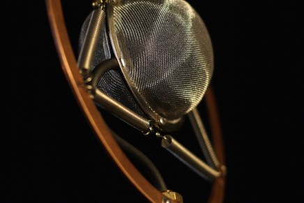 Meet Josephine – Ear Trumpet Labs Newest Microphone