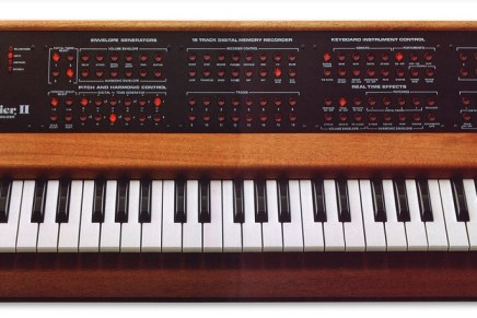 Arturia announces the Synclavier V software